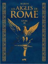Les aigles de Rome -2TT- Livre II