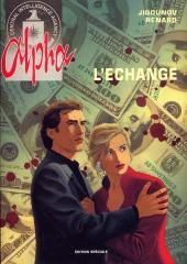 Alpha (Renard/Mythic/Jigounov/Lamquet) -1ES- L'échange