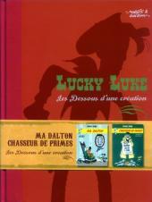 Lucky Luke - Les Dessous d'une création (Atlas) -2- Ma Dalton / Chasseur de primes