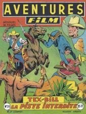 Aventures Film (1re série - Artima) -26- La piste interdite