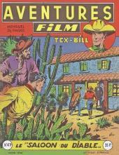 Aventures Film (1re série - Artima) -47- Le saloon du diable