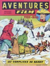 Aventures Film (1re série - Artima) -62- Les complices du bandit