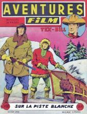 Aventures Film (1re série - Artima) -66- Sur la piste blanche