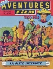 Aventures Film (1re série - Artima) -79- La piste interdite