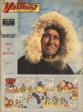 Vaillant (le journal le plus captivant) -842- Vaillant