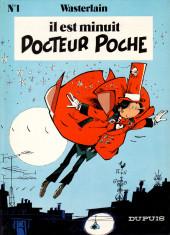 Docteur Poche -1- Il est minuit Docteur Poche