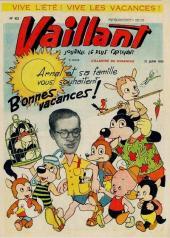 Vaillant (le journal le plus captivant) -423- Vaillant