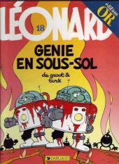 Léonard -18Or- Génie en sous sol
