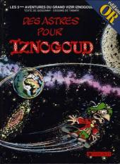 Iznogoud -5Or- Des astres pour Iznogoud