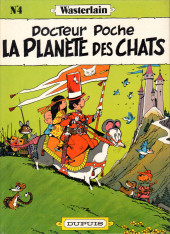 Docteur Poche -4- La planète des chats