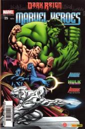 Marvel Heroes (Marvel France - 2007) -25- Amour et mort