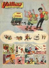 Vaillant (le journal le plus captivant) -746- Vaillant