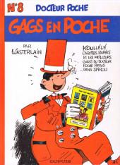 Docteur Poche -8- Gags en poche