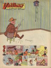 Vaillant (le journal le plus captivant) -754- Vaillant