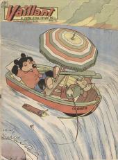 Vaillant (le journal le plus captivant) -630- Vaillant
