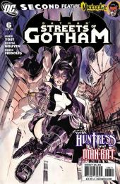 Batman: Streets of Gotham (2009) -6- Leviathan part 2