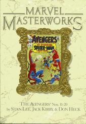 Marvel Masterworks (1987) -9- The Avengers n° 11-20