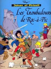 Johan et Pirlouit -15Pub- Les Troubadours de Roc-à-Pic