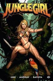Jungle girl -1- Tome 1
