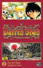 Darren Shan -2- L'Assistant du vampire
