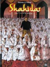 Shahidas -1- Le fruit du mensonge