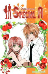 Special A -5- Tome 5