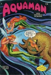 Aquaman (Pop magazine) -4- Le piège des nymphes