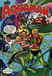 Aquaman (Pop magazine) -6- Quand disparaît ma mer