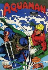 Aquaman (Pop magazine) -11- La révolte d'aquaboy