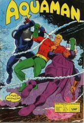 Aquaman (Pop magazine) -17- Entre deux périls