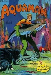 Aquaman (Pop magazine) -1- La grande poursuite