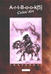 (AUT) Lemercier -5- Art book - Crayonnés