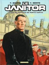 Le janitor -3- Les revenants de Porto Cervo