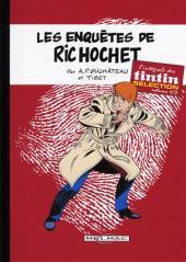 Ric Hochet -TL1- Les enquêtes de Ric Hochet