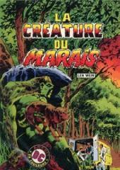 La créature du marais (1re - Arédit - Arédit DC en couleurs) -1- Né de la boue