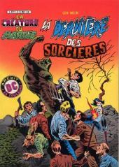 La créature du marais (1re - Arédit - Arédit DC en couleurs) -3- La dernière des sorcières