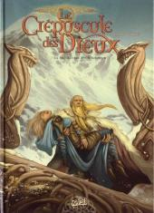 Le crépuscule des dieux -1- La Malédiction des Nibelungen