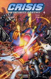 Crisis on Infinite Earths -4- Tome 4