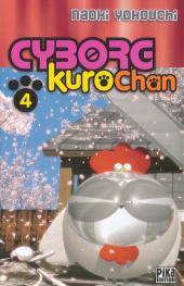 Cyborg Kurochan -4- Tome 4