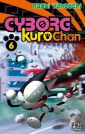 Cyborg Kurochan -6- Tome 6