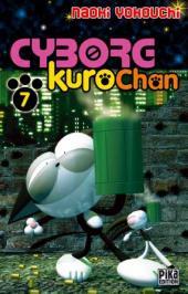 Cyborg Kurochan -7- War Game