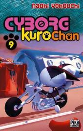Cyborg Kurochan -9- Tome 9
