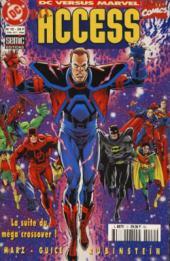DC versus Marvel -10- All access
