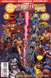 DC versus Marvel -1- DC vs Marvel 1