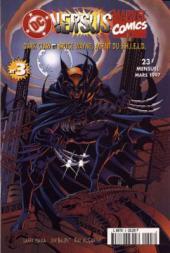 DC versus Marvel -3- Dark Claw et Bruce Wayne, agent du SHIELD