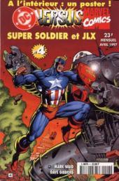 DC versus Marvel -4- Super Soldier & JLX