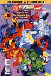 DC versus Marvel -5- Magneto-Magnetic Men-X Patrol