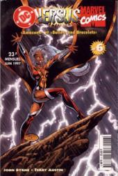 DC versus Marvel -6- Amazone & Bullet and Bracelets