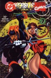 DC versus Marvel -7- Assassins et Spider-Boy