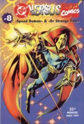 DC versus Marvel -8- Speed Demon & Dr Strange Fate